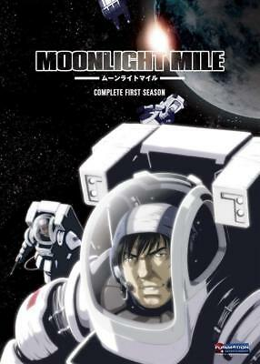 Moonlight Mile Season 1 Anime Collection RC1 [2 DVDs]