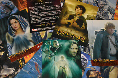 Lord Of The Rings The Two Towers (Hobby Japan 2003) {select your} non-foil card