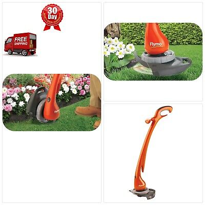 Flymo 9669523-01 Contour XT Electric Grass Trimmer and Edger, 300 W, Cutting Wid