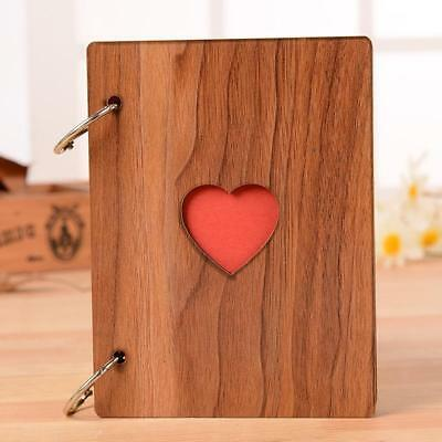 Photo Frames Wood Gift Creative Heart Graduation Album Home Crafts Accessories