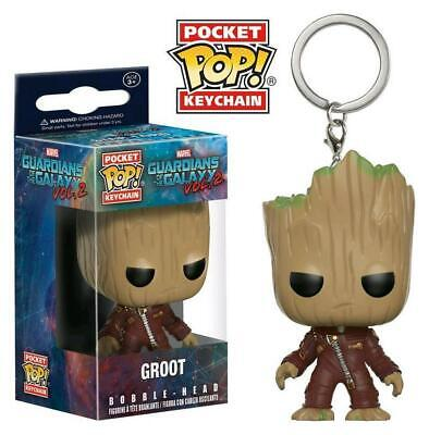 Guardians of the Galaxy: Vol. 2 - Groot Ravager Pocket Pop! Keychain 13291 - AU