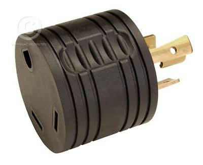 Reliance Controls Corporation 30 Amp Male To Rv Female Generator Power Adapter