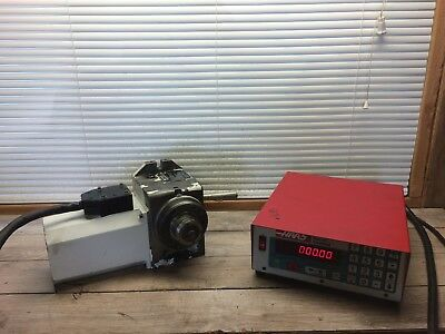 Haas 5C Indexer W/ Servo Control Box  4Th Axis Mill