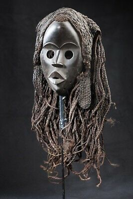 Southern Dan Mask, Liberia, EX: Cape Town Collection