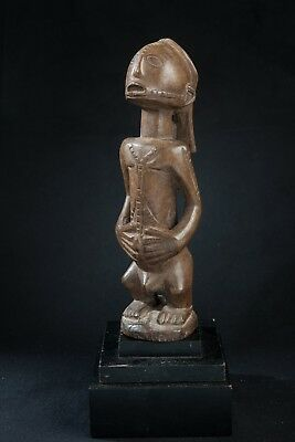 Tabwa Figure, D.R. Congo, African Arts, Timber Carving