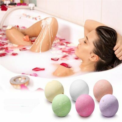 20g Small Bath Bomb Body Stress Relief Bubble Ball Moisturize Shower Cleaner New