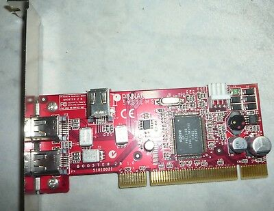 Firewire IEEE 1394, PC-Steckkarte, Pinnacle System Booster 2B, PCI