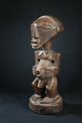 Songye Kifwebe Figure, D.R. Congo, Ex: Old Melbourne Collection