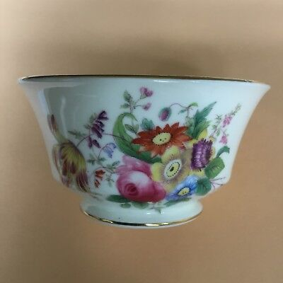 China Sugar Bowl George Jones & Sons Crescent Ware.