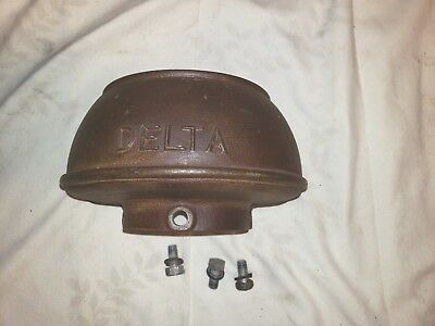 Early Delta Rockwell Milwaukee Drill Press DP-220 Front Pulley Belt Guard DP-280