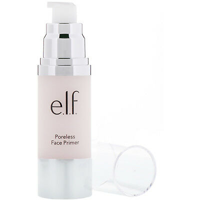 E L F  Cosmetics  Poreless Face Primer  Clear  1 01 fl oz  30 ml