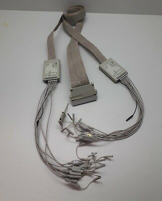 HP AGILENT 54620-61601 Logic Analyzer Probe Cable #C1RC