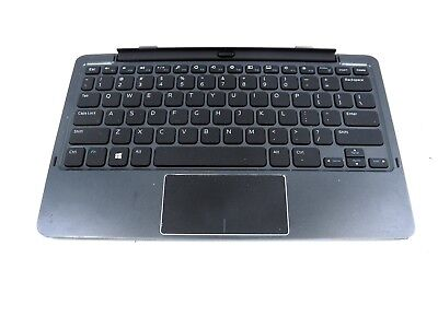 Dell Venue 11 Pro Mobile Keyboard D1R74 w/ Docking for 5120/7130/7139/7140