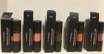 MAC Versicolour Stain Lip Gloss Choose Your Shade - New In Box, Full Size