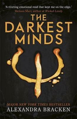 The Darkest Minds: Book 1 (The Darkest Minds trilogy) by Bracken, Alexandra, NEW