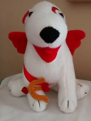 Target Bullseye Plush Dog CUPID Valentines Day Costume Outfit