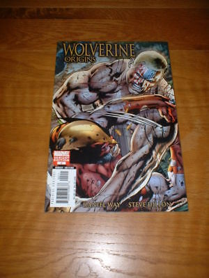 Wolverine Origins 2 (Variant Edition). Nm Cond. July 2005. Way / Dillon