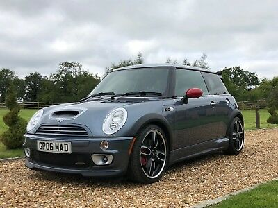 2006 Mini Cooper S John Cooper Works GP  ** ONLY 13585** NEVER BEEN IN THE RAIN