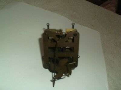 Helmut Kammerer  Mechanism From An Old Cuckoo Clock   Ref Cuk 1 Working Order