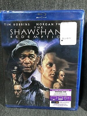 The Shawshank Redemption (Blu-ray Disc, 2010) (NEW) Free Ship
