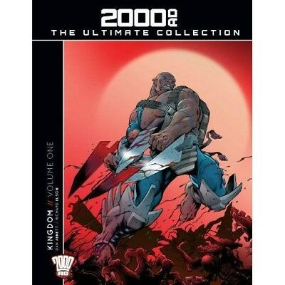 2000ad The Ultimate Collection book 60 – Kingdom: Volume One   By Dan Abnett and