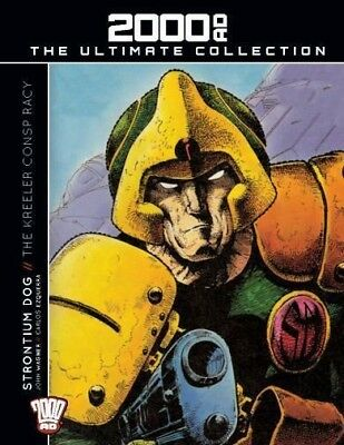 2000ad The Ultimate Collection issue 11 – Strontium Dog: The Kreeler Conspiracy
