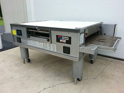 """2013 Middleby Marshall Ps770 Wow! Single Stack Conveyor Ovens 32"""" Belt Width"""