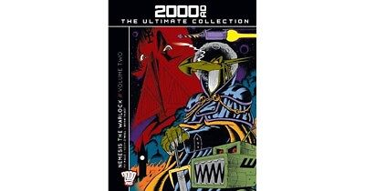 2000ad The Ultimate Collection book 20 - Nemesis the Warlock: Volume Two