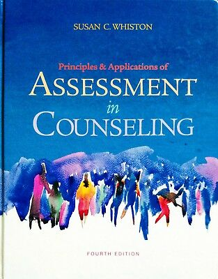 Assessment in Counseling - Fourth Edition - Whiston - Copyright 2013