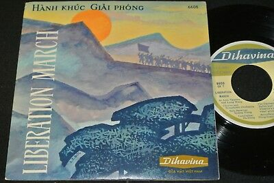 LIBERATION MARCH Hahn Khuc Giai Phong / Vietnamese SP DIHAVINA 6605