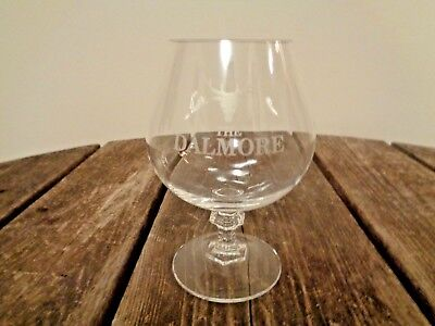 The Dalmore Scotch Whiskey Glass, Snifter, Crystal