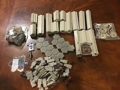 Heroscape Fortress Of The Archkyrie Castle Terrain Expansion Set No Rules/box