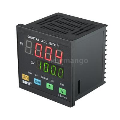 Automatic Digital PID Temperature Controller Thermometer RNR 1 Alarm Relay A1D3