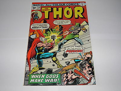 Marvel The Mighty Thor 240 October 1975 HIGH GRADE UK Variant