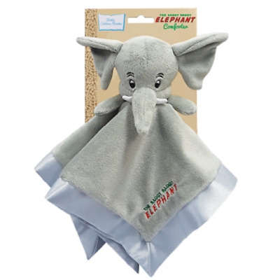 SAGGY BAGGY ELEPHANT 35cm Comforter - From the Little Golden Books Story - New
