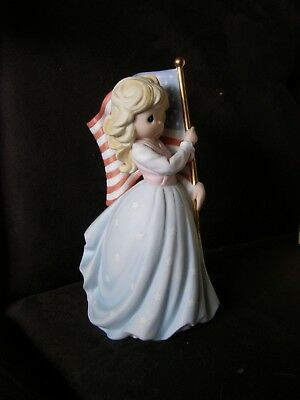 Enesco Precious Moments God Shed His Grace On Thee 106632 - RARE