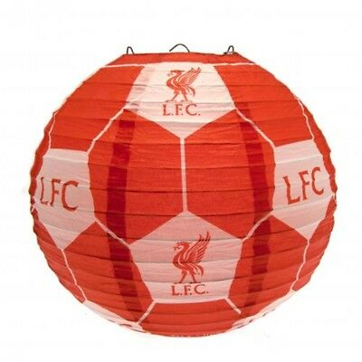 Liverpool F.c. Paper Light Shade Official Merchandise