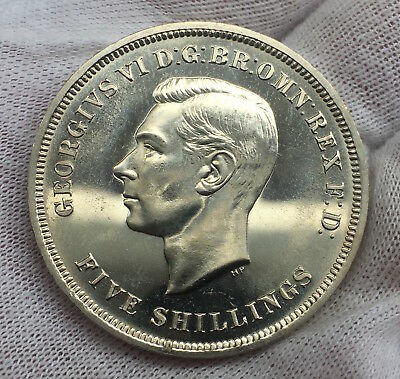 Great Britain 5 Shillings 1951 Proof