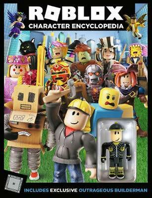 Roblox Character Encyclopedia by Egmont Publishing Uk (English) Hardcover Book F