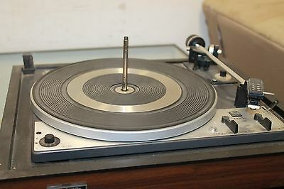 Dual 1225 Turntable with United Audio Base
