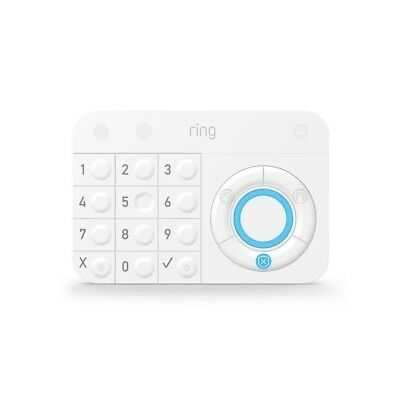 Ring Alarm Keypad Wireless Key Pad Smart Home Security System Rechargeable Power