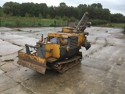 AFT self propelled trencher