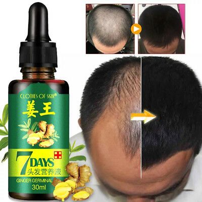 Beard Growth Oil Thicker Essence Fast Hair Grow for Alopecia Chest Mustache