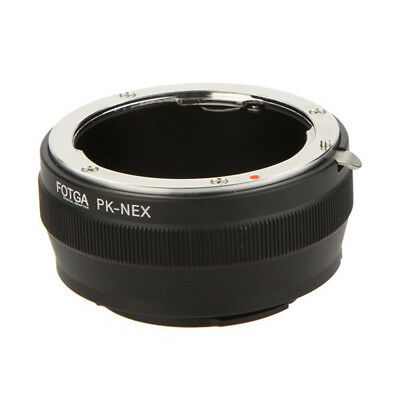 Fotga PK-NEX Adapter Digital Ring for Pentax PK K Mount Lens to Sony NEX E- Q1P7