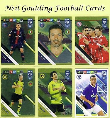 Panini FIFA 365 2019 ☆☆☆☆☆ TEAM MATE / FANS ☆☆☆☆☆ Football Cards #82 to #153