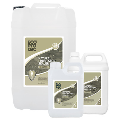 LTP EcoProTec Waterbased Natural Finish Stone Sealer