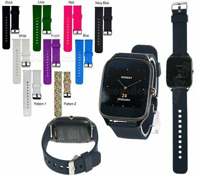 Silicone Watch Wrist Band Strap for Samsung Galaxy Gear SM-R380 R381 R382 Watch