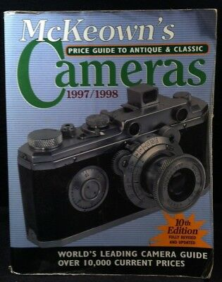McKeown's Price Guide to Antique and Classic Cameras 1997/1998