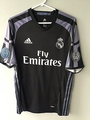 ... LUKA MODRIC REAL Madrid FC 2017 2018 Away Kit Adult M S Adidas ...  lowest  Men ... a1fedfcdd