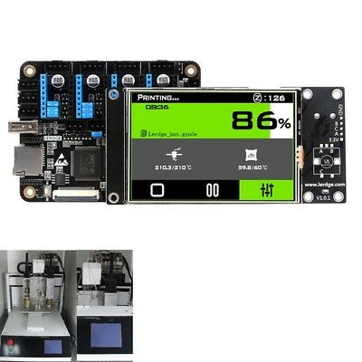 "3D Printer Controller Board ARM 32Bit Mainboard control with 3.5""Touch Scre M5I5"